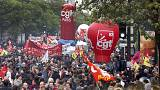 French labour reform action threatens to disrupt Euro 2016 fans