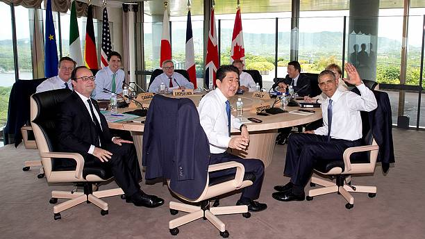 G7 says 'global growth is our urgent priority'