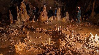 Des découvertes sur l'homme du Néandertal
