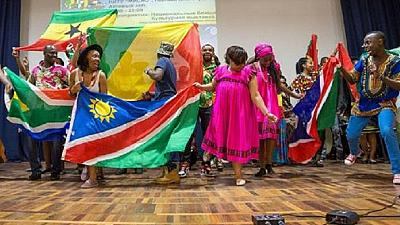 Russian University inaugurates African students union