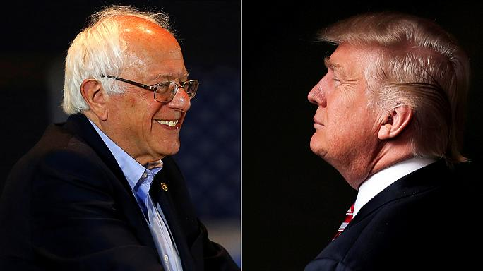 Trump and Sanders plan TV clash