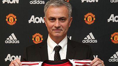 Manchester United : José Mourinho réagit après sa nomination