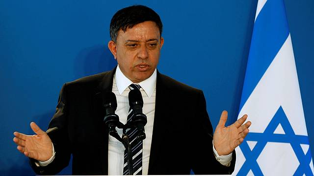 Távozik az izraeli környezetvédelmi miniszter