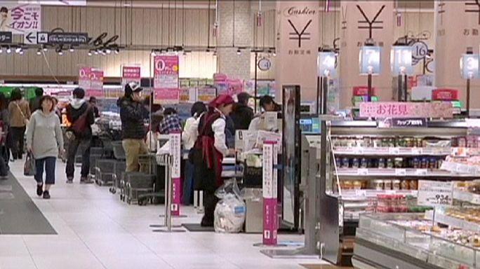 Deflációs félelmek Japánban