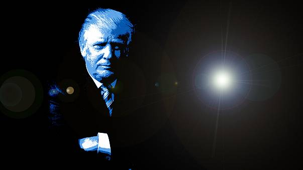 The world according to Trump; unashamedly white, and right