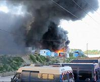 40 blessés dans la rixe entre migrants soudanais et afghans de Calais