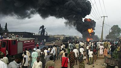 Rebel group claims responsibility for Thursday pipeline attack in Nigeria