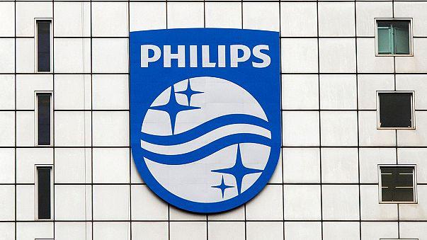 Philips saca a bolsa el 25% de su división de iluminación por 4.500 millones de euros