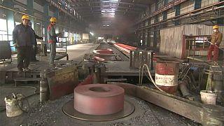 Autoridades investigam queixas da US Steel contra rivais chineses