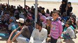 Famílias fogem de Fallujah enquanto exército iraquiano avança