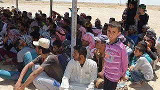 تشدید درگیری ها در فلوجه هزاران تن از ساکنان این شهر را وادار به ترک خانه هایشان کرد