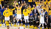 Golden State Warriors save match point in Western Conference final
