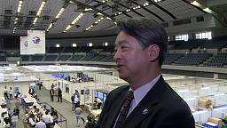 Strong peaceful China vital for the world says Japan's Sone