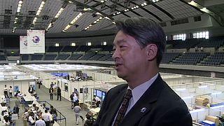 """Kenko Sone: """"Wir möchten ein friedliches Miteinander im südchinesischen Meer"""""""
