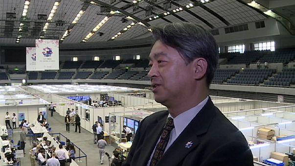 G7 : entretien avec Kenko Sone, porte-voix du Japon