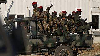 Soudan du Sud : des prisonniers dans des containers