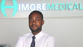Cameroon's Cardiopad inventor wins prestigious African award