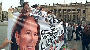 Colombie: le chef des Farcs réclame la libération de la journaliste espagnole