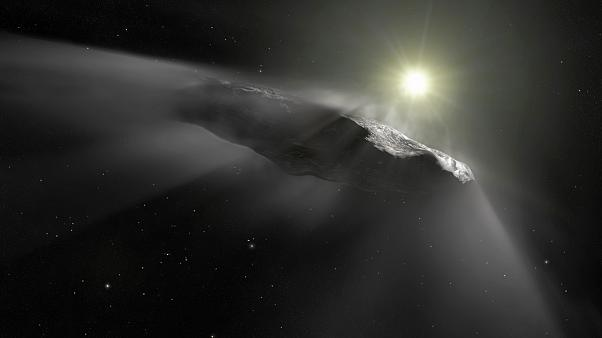 Scientists find home of mysterious 'Oumuamua' space object