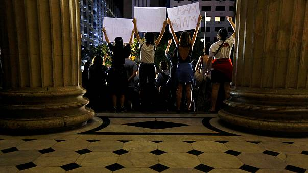 Rio police probe 'gang rape' of 16-year-old by 'more than 30 men'