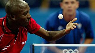 Nigeria's table tennis star makes 7th consecutive appearance in Olympics