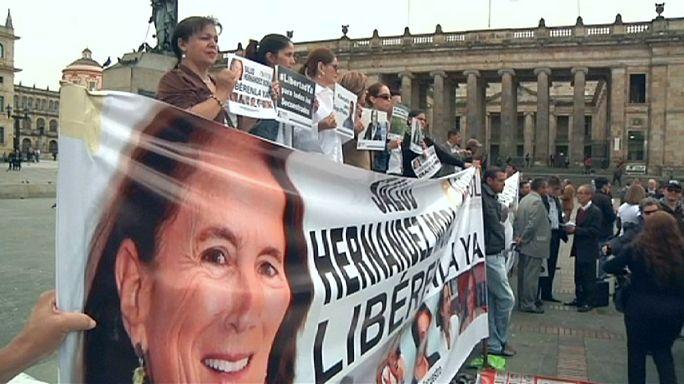 "Газета ""Мундо"": журналистка Салюд Эрнандес освобождена в Колумбии"