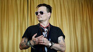 Etats-Unis : Johnny Depp interdit d'approcher sa femme