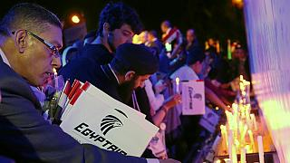 Cairo pays tribute to EgyptAir crash victims