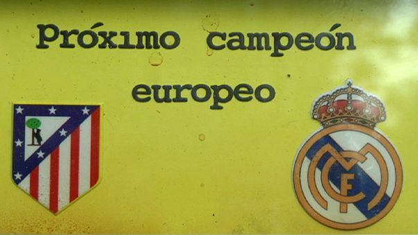Madrid se prépare à célébrer la ligue des champions