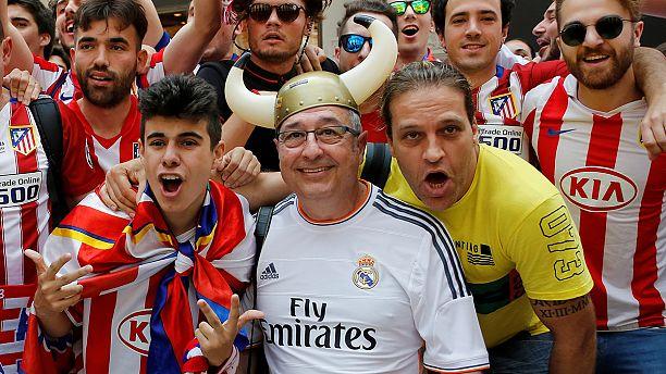 مدينة ميلانو في كرنفال كُروي بمناسبة نهائي دوري أبطال أوروبا