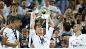Liga dos Campeões: Ao intervalo, Real Madrid está na frente com 1 golo de Sergio Ramos