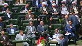 Le nouveau Parlement iranien entre en fonction