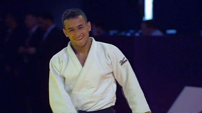 Japanese masterclass on the Guadalajara tatami