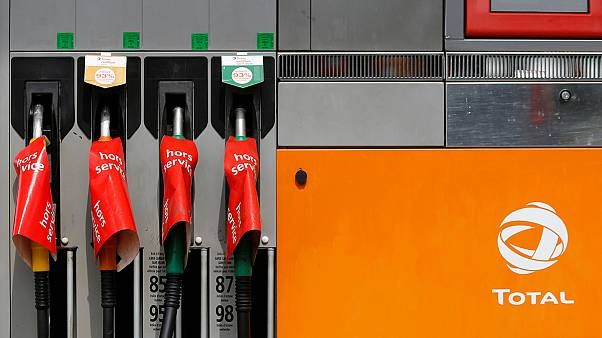 France's fuel crisis better but not yet over