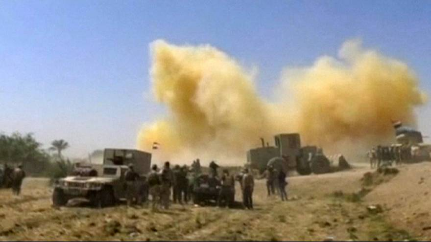 Irak : assaut imminent contre Fallouja