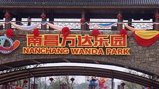 Disneyland'e Çin'den rakip