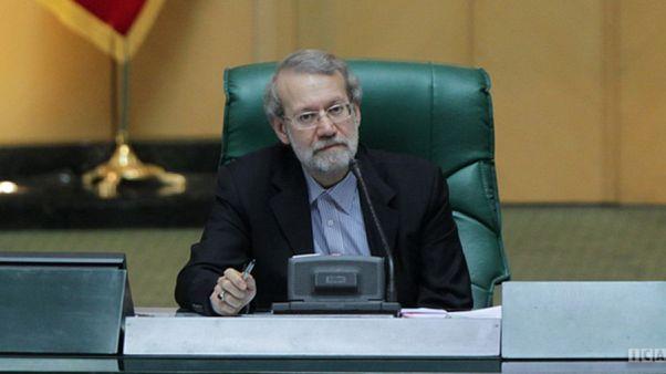 علی لاریجانی به ریاست موقت مجلس دهم انتخاب شد
