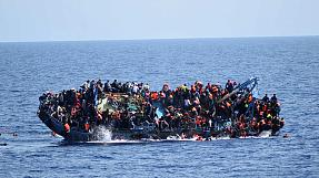 700 may have perished in the Mediterranean last week – UNHCR