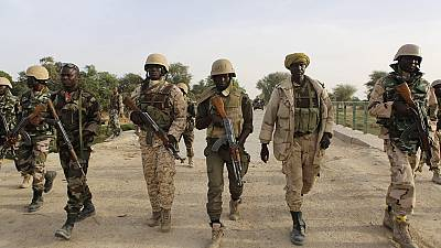 Niger forces kill 12 Boko Haram militants in gun battle
