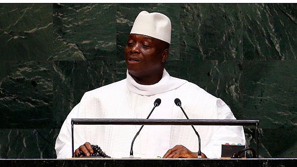 "Gâmbia: Presidente Yahya Jammeh manda Ban Ki Moon e Amnistia ""para o inferno"""
