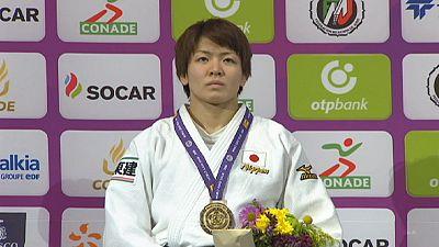 Surprises en série au Masters mondial de judo