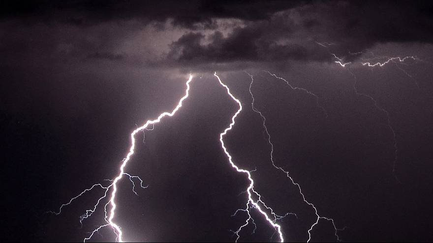 More storms on the horizon as lightning strikes Europe
