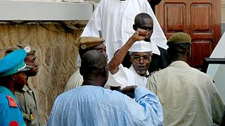 Ex Chadian president Hissene Habre awaits verdict in AU court
