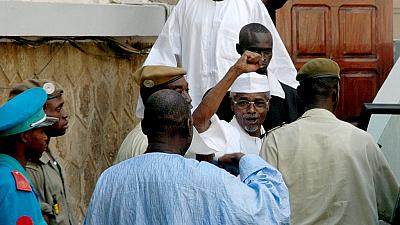 Ex Chadian president Hissene Habre awaits verdict in AU court