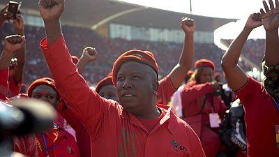 Afrique du Sud : l'opposant Julius Malema en campagne en vue des municipales du 3 août prochain