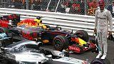 Hamilton aprovecha el fallo de Red Bull para ganar en Mónaco