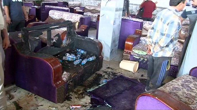 Real Madrid szurkolókat gyilkoltak Irakban