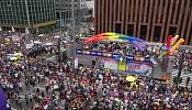 Sao Paulo holds 'world's biggest' Gay Pride Parade