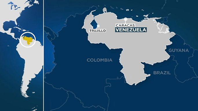 Dúl a bandaháború Venezuelában