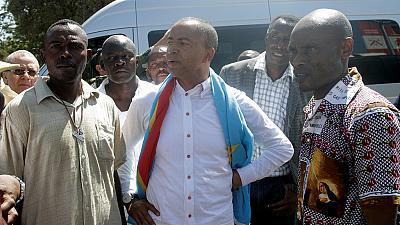 DRC's Moise Katumbi in London for medical attention